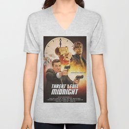 Threat Level Midnight Unisex V-Neck