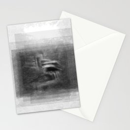 Frank Lloyd Wright Fallingwater Overlay Stationery Cards