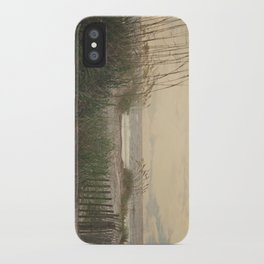Summer is almost over..... iPhone Case