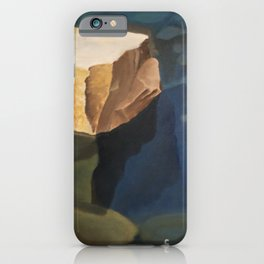 Two Harbors iPhone Case