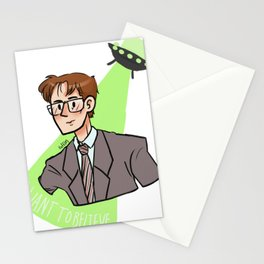 I Want to Believe - Mulder Stationery Cards