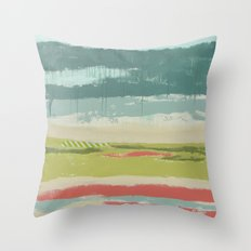 Life is Good Today Throw Pillow