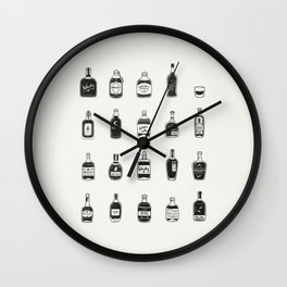 Lil' Whiskys Wall Clock
