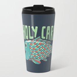 Holy Carp! Travel Mug