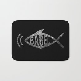 Babelfish Bath Mat