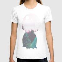 kodama T-shirts featuring Dreamland Kodama by Canis Picta