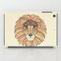 leo iPad Cases featuring Leo by Vibeke Koehler