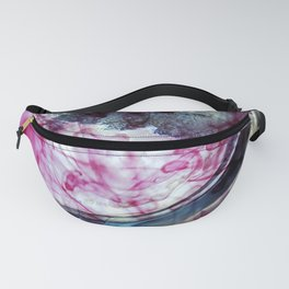 Depression + An Oncoming Cold = Art Fanny Pack