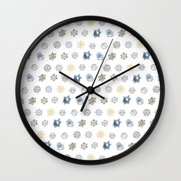 Shape Shift Wall Clock