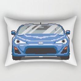 Blue 2013 FR-S Rectangular Pillow