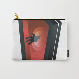 Horror coffin Carry-All Pouch