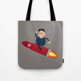 The Nuclear Rider Tote Bag