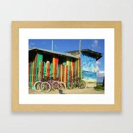 Untitled 11. Framed Art Print