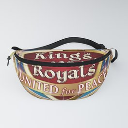Kings, Queens & Royals United Fanny Pack