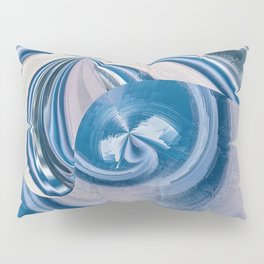 Flow(Be Like Water) Pillow Sham