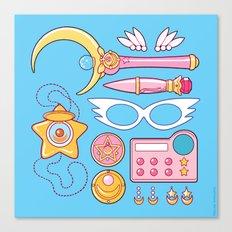 Moonie Starter Kit Canvas Print