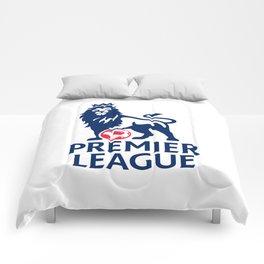 Premier League Logo Comforters