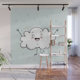 smily Wall Mural