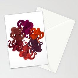 Octopattern Stationery Cards