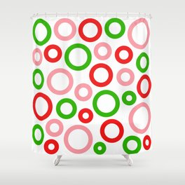 Froot Loops 04 Shower Curtain