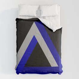 Impossible Triangle Comforters