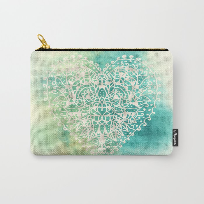 COLOR LOVE Carry-All Pouch