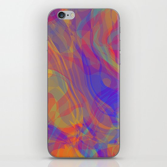 """Wonderful"" iPhone & iPod Skin"