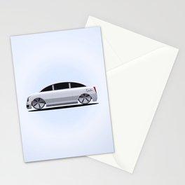 Limosine Stationery Cards