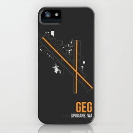 GEG iPhone Case