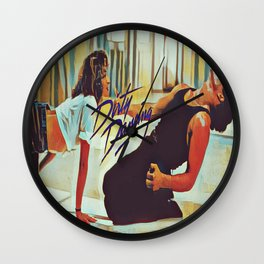 Dirty Dancing Wall Clock