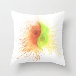 Yin Yang 15 Throw Pillow
