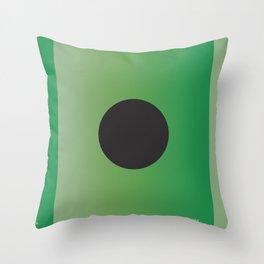 Gräs i Japan Throw Pillow