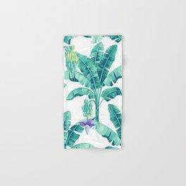 Banana leaf bloom Hand & Bath Towel