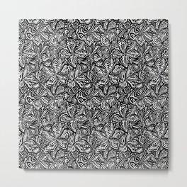 Oleander Nerium by Sean Martorana Metal Print