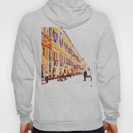 Teramo: people along the course Hoody