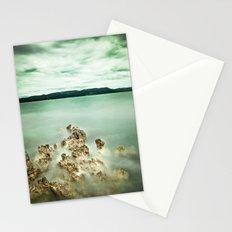 Timeless sea Stationery Cards