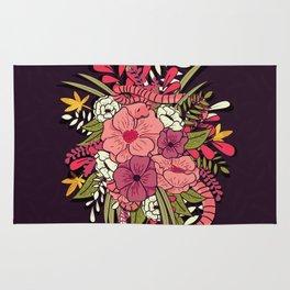 Jungle Bouquet 001 Rug
