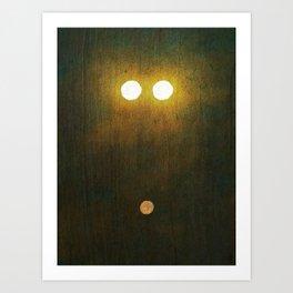 Brightness and Glory Art Print