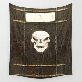 Steel Wall Wall Tapestry