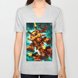 torbjorn over Unisex V-Neck