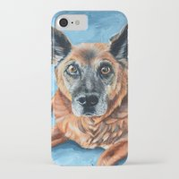hercules iPhone & iPod Cases featuring Hercules by Lindsay Larremore Craige