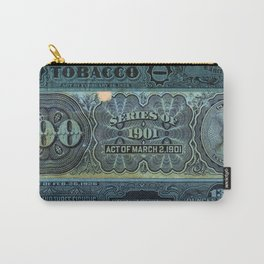 Tobacco Tax Carry-All Pouch