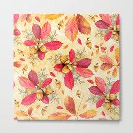 Autumn leaves #25 Metal Print