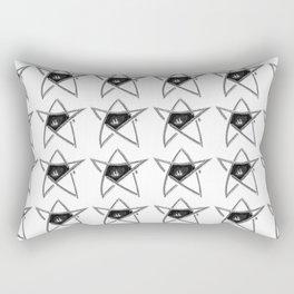Elder Sign fanart Rectangular Pillow