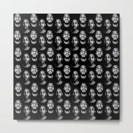 Kendrick x Cole Metal Print