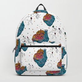 Childhood planet Backpack