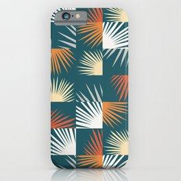 Desert Tropical 02 iPhone Case