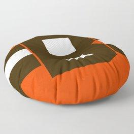 B Floor Pillow