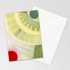 Holding Stationery Cards