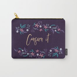 Consarn it! Carry-All Pouch